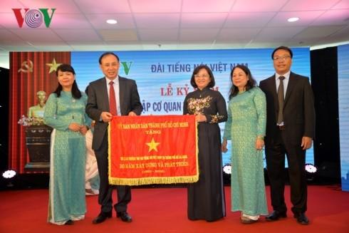 VOV thành phố Hồ Chí Minh kỷ niệm 30 năm thành lập và đưa trụ sở mới vào hoạt động - ảnh 8