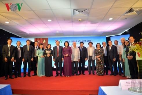 VOV thành phố Hồ Chí Minh kỷ niệm 30 năm thành lập và đưa trụ sở mới vào hoạt động - ảnh 9