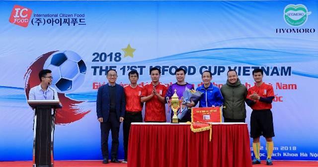 ICFOOD Cup - kết nối các thế hệ sinh viên Việt Nam tại Hàn Quốc - ảnh 4