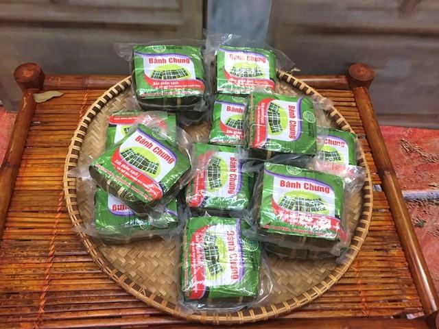 Bánh chưng Tranh Khúc - đậm đà phong vị Tết cổ truyền - ảnh 5