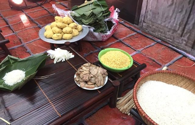 Bánh chưng Tranh Khúc - đậm đà phong vị Tết cổ truyền - ảnh 3