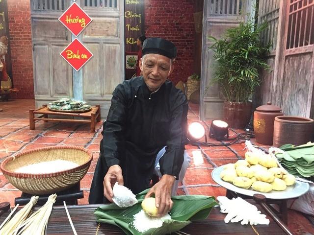 Bánh chưng Tranh Khúc - đậm đà phong vị Tết cổ truyền - ảnh 1