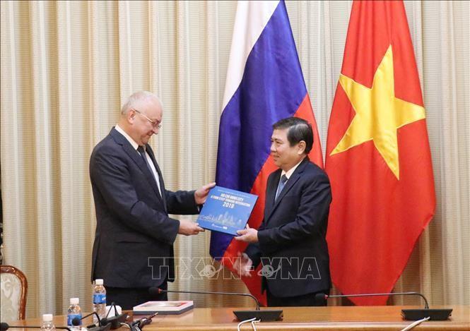 Thành phố Hồ Chí Minh và Liên bang Nga chia sẻ kinh nghiệm phòng chống tham nhũng - ảnh 1