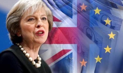 Gian nan tìm kiếm sự đồng thuận về Brexit - ảnh 1