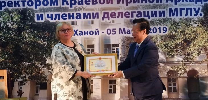 Tri ân những nhà giáo Nga trao truyền tri thức và lẽ sống - ảnh 4