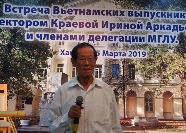 Tri ân những nhà giáo Nga trao truyền tri thức và lẽ sống - ảnh 3