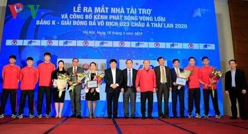 VOV độc quyền tường thuật các trận đấu vòng loại bảng K U23 châu Á 2020 - ảnh 1