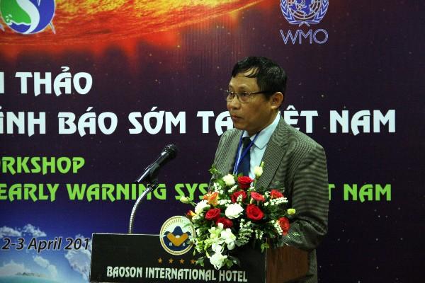 Đánh giá năng lực và nhu cầu xây dựng hệ thống cảnh báo sớm đa thiên tai tại Việt Nam - ảnh 1