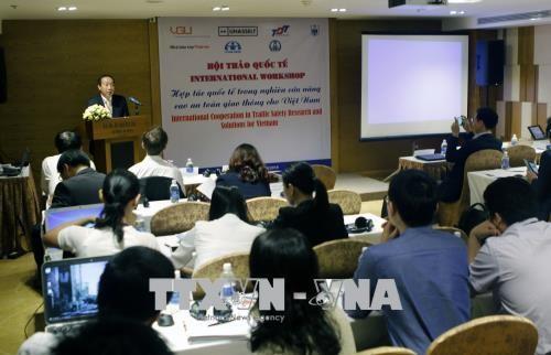 Tăng cường hợp tác quốc tế nâng cao an toàn giao thông tại Việt Nam - ảnh 1