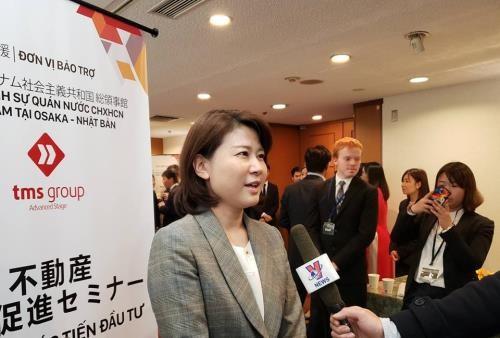 Giới chức và doanh nghiệp Nhật Bản đánh giá cao sức hấp dẫn của thị trường bất động sản Việt Nam - ảnh 1