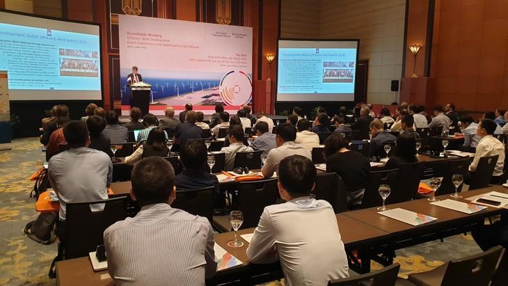 Chia sẻ cơ hội và thách thức phát triển điện gió ngoài khơi ở Việt Nam với các đối tác Hà Lan - ảnh 1