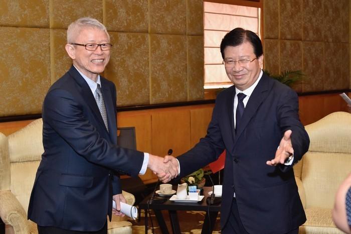 Khuyến khích doanh nghiệp Thái Lan đầu tư tại Việt Nam - ảnh 1