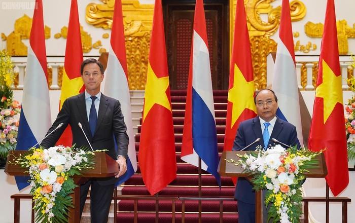 Việt Nam-Hà Lan nhất trí nâng cấp lên Đối tác toàn diện - ảnh 1