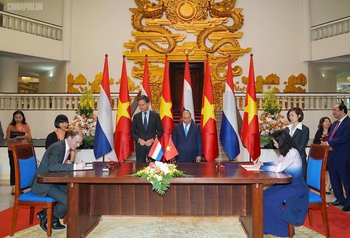 Việt Nam-Hà Lan nhất trí nâng cấp lên Đối tác toàn diện - ảnh 3