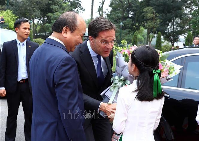 Thủ tướng Vương quốc Hà Lan Mark Rutte: Nhân dân Việt Nam có một người bạn ở châu Âu - ảnh 1