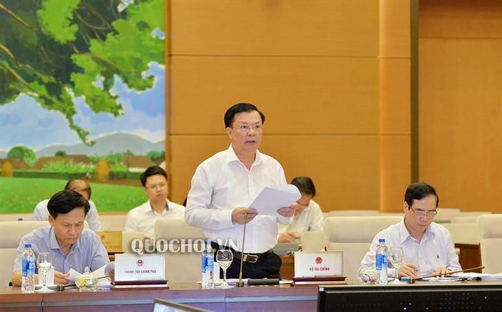 Ủy ban Thường vụ Quốc hội:  Giám sát thực hành, chống lãng phí trong lĩnh vực đầu tư xây dựng, quản lý, sử dụng đất đai - ảnh 1