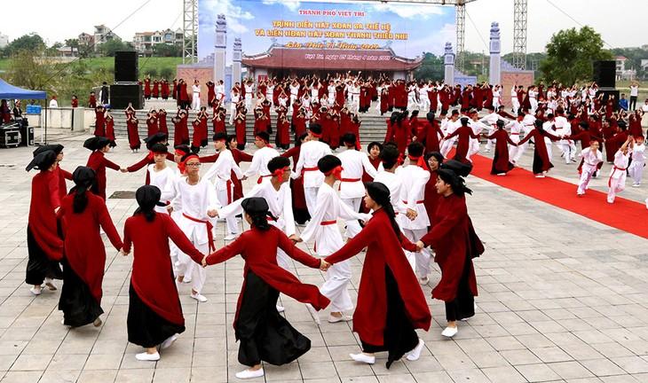 Giỗ tổ Hùng Vương - Lễ hội Đền Hùng năm 2019: Nhiều hoạt động đặc sắc phục vụ du khách - ảnh 1