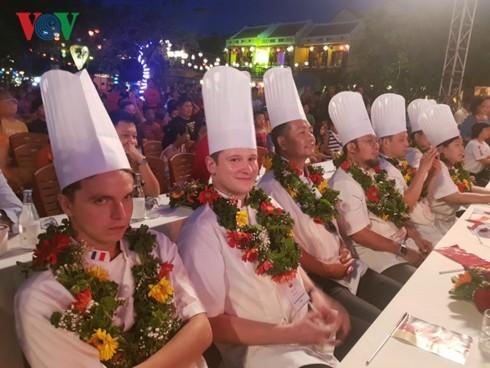 Đầu bếp danh tiếng từ 9 quốc gia thi tài tại Liên hoan ẩm thực thế giới Hội An lần thứ 4 - ảnh 1