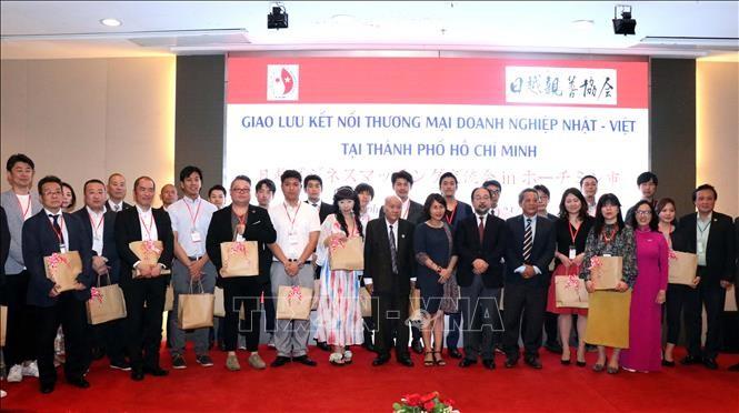 Tăng cường hoạt động giao thương giữa doanh nghiệp Việt Nam và Nhật Bản - ảnh 1