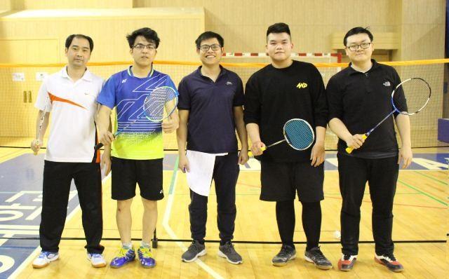 Sinh viên các trường đại học ở Hàn Quốc sôi nổi tham gia giải cầu lông Chung-Ang mở rộng 2019 - ảnh 5