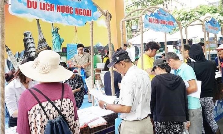 Ngày hội Du lịch Thành phố Hồ Chí Minh thu hút đông đảo du khách - ảnh 1