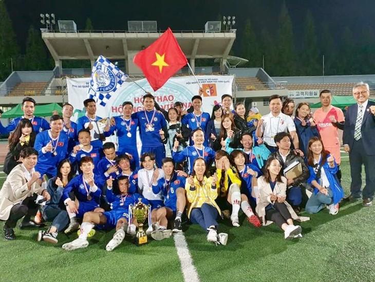 Hội thao Hội người Việt Nam tại Hàn Quốc lần thứ hai - ảnh 1
