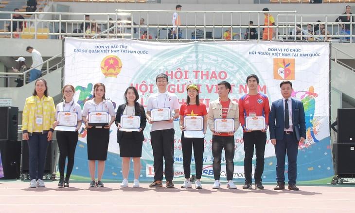 Hội thao Hội người Việt Nam tại Hàn Quốc lần thứ hai - ảnh 2