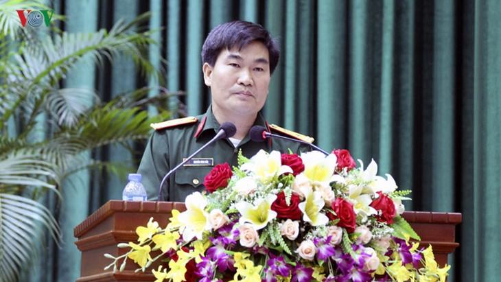 """Hội thảo """"Di chúc của Chủ tịch Hồ Chí Minh giá trị tư tưởng và ý nghĩa hiện thực"""" - ảnh 1"""