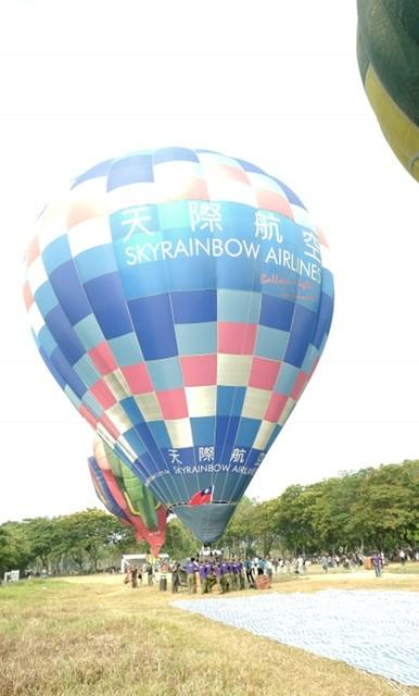 Lướt trên không trung cùng khinh khí cầu - ảnh 9