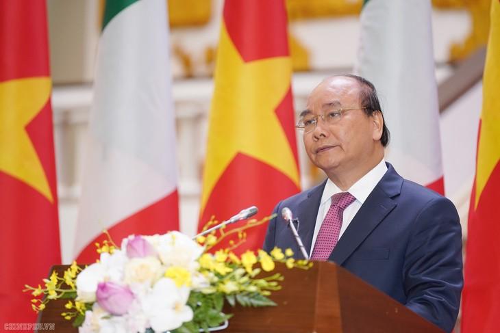 Việt Nam ủng hộ Italy tăng cường quan hệ với các nước ASEAN - ảnh 3