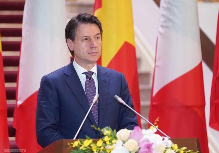 Việt Nam ủng hộ Italy tăng cường quan hệ với các nước ASEAN - ảnh 2