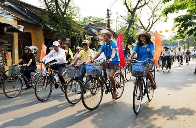 Xe đạp giải pháp có lợi cho cư dân và môi trường các đô thị trong tương lai - ảnh 1