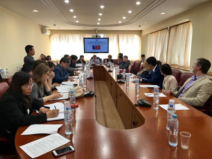 Hợp tác Nga - Việt trong bối cảnh toàn cầu hóa kinh tế - ảnh 1