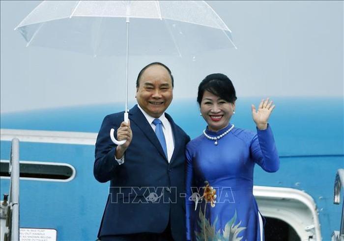 Thủ tướng Nguyễn Xuân Phúc đến Osaka, bắt đầu chuyến tham dự Hội nghị Thượng đỉnh G20 - ảnh 1