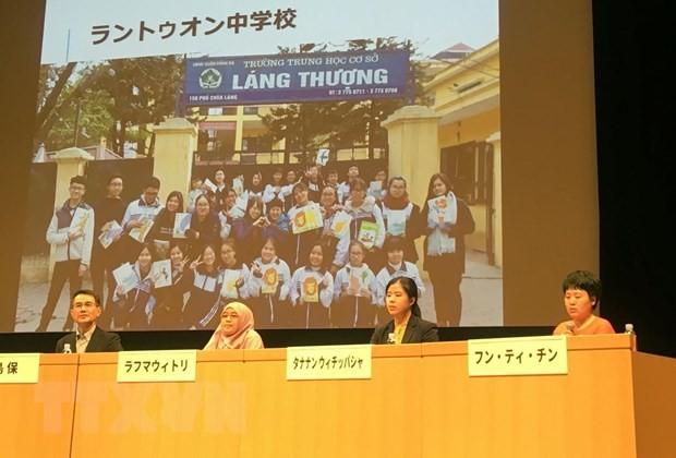 Sứ giả mang văn hóa, ngôn ngữ Nhật Bản tới Việt Nam - ảnh 1