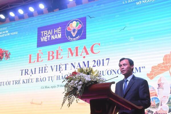 Trại hè Việt Nam - Nơi nuôi dưỡng tình yêu quê hương, đất nước trong thanh niên kiều bào - ảnh 1