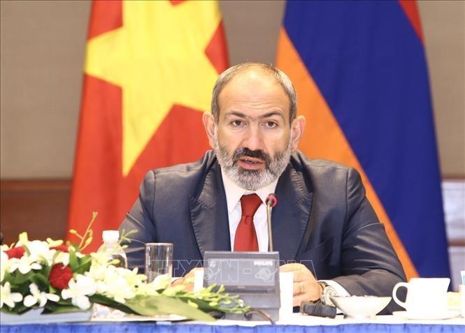 Thúc đẩy hợp tác nhiều mặt Việt Nam-Armenia - ảnh 1