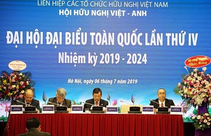 Cầu nối thúc đẩy giao lưu hữu nghị nhân dân Việt Nam - Vương quốc Anh - ảnh 1