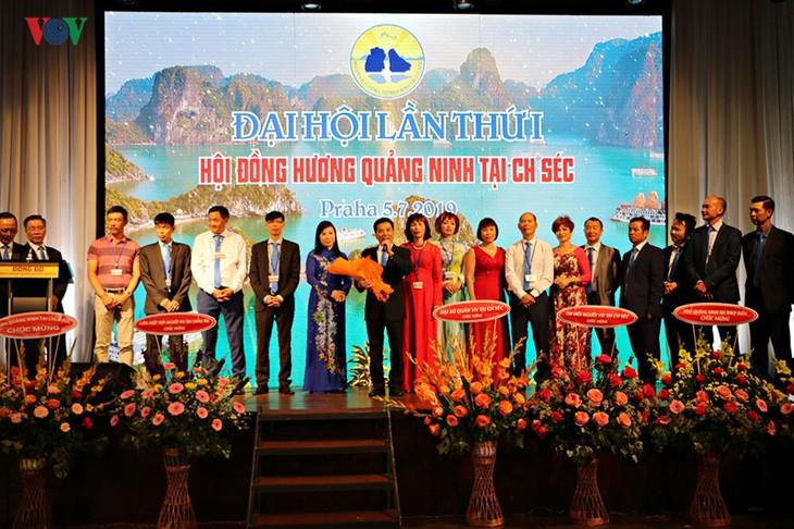 Đại hội lần thứ nhất Hội đồng hương Quảng Ninh tại Séc - ảnh 1
