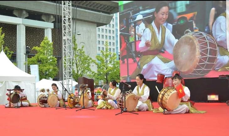 Lễ hội văn hóa Việt Nam lần thứ 9 tại Hàn Quốc - ảnh 3