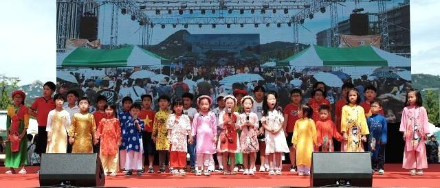 Lễ hội văn hóa Việt Nam lần thứ 9 tại Hàn Quốc - ảnh 4