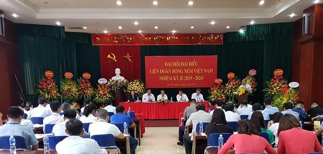 Bóng ném Việt Nam phấn đấu giành thành tích cao tại Sea Games 30 - ảnh 1