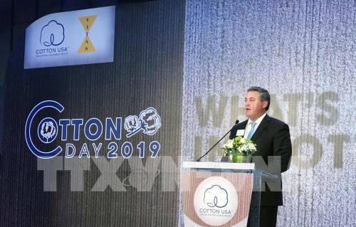 Việt Nam muốn hợp tác với Hoa Kỳ phát triển chuỗi cung ứng bông - ảnh 1