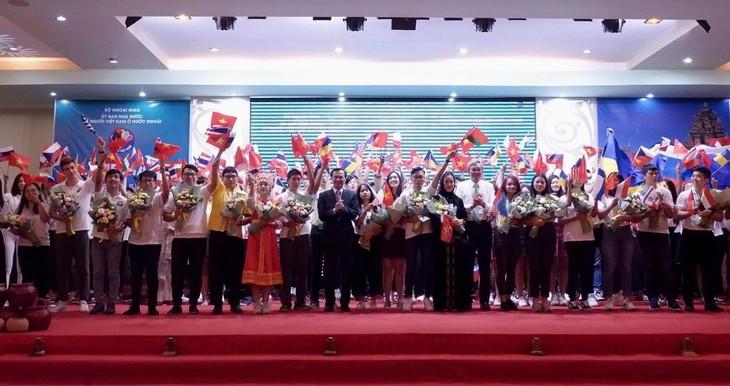 Trại hè Việt Nam 2019: Cất giữ trong tim hình ảnh quê hương - ảnh 3