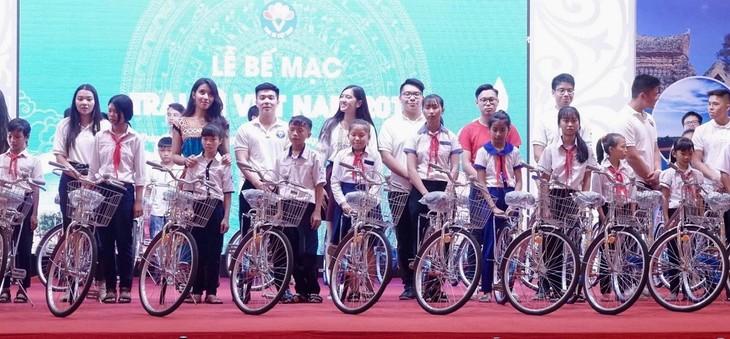 Trại hè Việt Nam 2019: Cất giữ trong tim hình ảnh quê hương - ảnh 5
