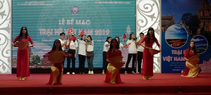 Trại hè Việt Nam 2019: Cất giữ trong tim hình ảnh quê hương - ảnh 6