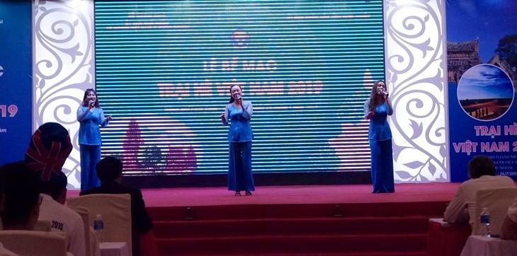 Trại hè Việt Nam 2019: Cất giữ trong tim hình ảnh quê hương - ảnh 7