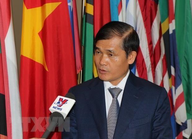Việt Nam và Mỹ chia sẻ kinh nghiệm trong lĩnh vực kiểm toán - ảnh 1