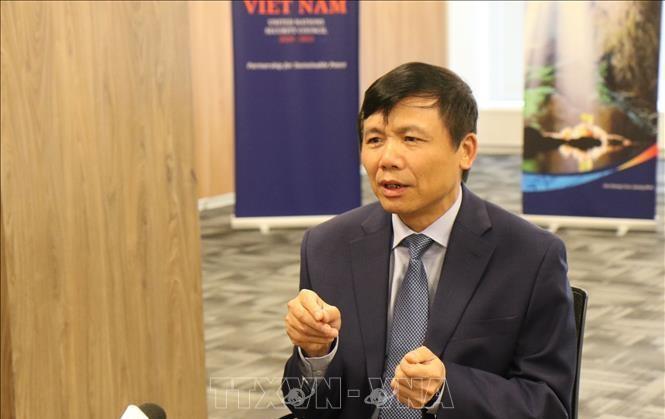 Việt Nam đại diện ASEAN bày tỏ quan ngại về tình trạng trẻ em trong xung đột vũ trang - ảnh 1