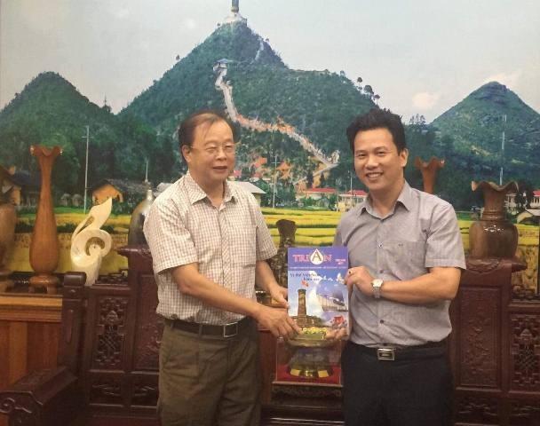 Hội Tân Trào tại CHLB Đức tặng nhà tình nghĩa tại Hà Giang - ảnh 3